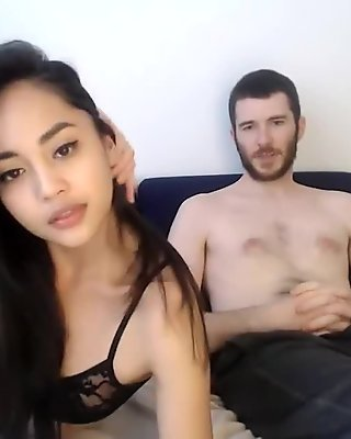 Amateur couple porn video of me fucking on web camera