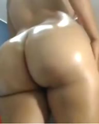 Amateur big booty video of my gorgeous posterior