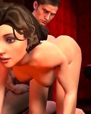 HOT 3D Hentai - part 1