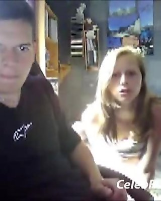 Couple Amateur Webcam