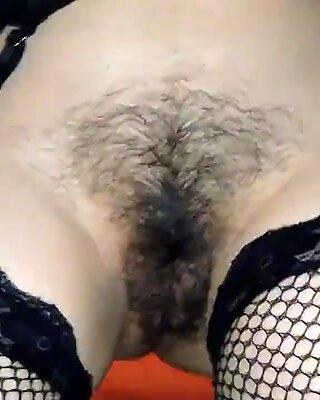 I love my gf real black hairy pussy