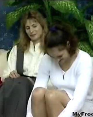 Mother Teaches Not Her Daughter How To Cum teen amateur teen cumshots swallow dp anal