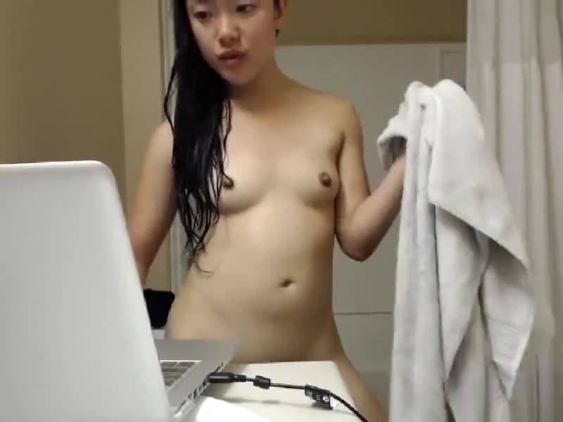 Incredible Webcam record with Asian scenes