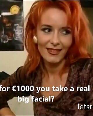 Redhead Milf Fucked And Facial