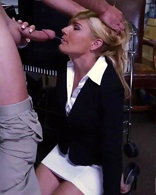 Big tit blowjob hd Hot Milf Banged At The PawnSHop