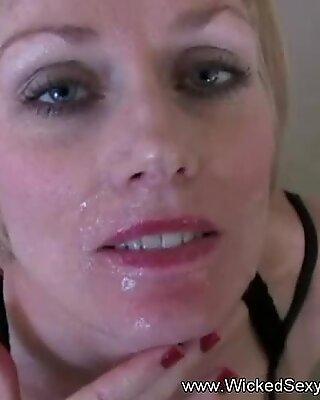 Amateur Melanie Skyy Likes Rough Face Sex
