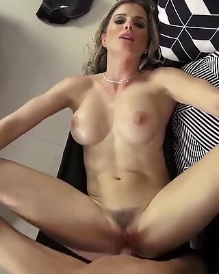 Milf seduces pool Cory Chase in Revenge On Your Father