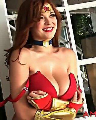 Tessa Fowler - Wonder Woman