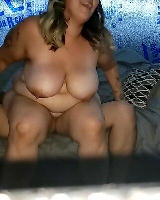 Δροσερό bbw (πρόσβαση τροφαντή γυναίκα) λατίνα διαύ λαρύγγι και να χτίζεις