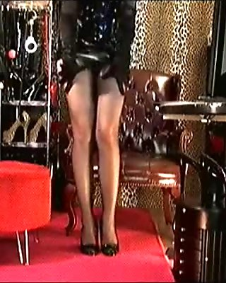 High Heels Legs Legs Legs with Mistress Vivian