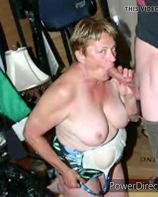 Κούνια Γοηθών Αποκλειστική κάλυψη με GILF Kathy Jones Whore